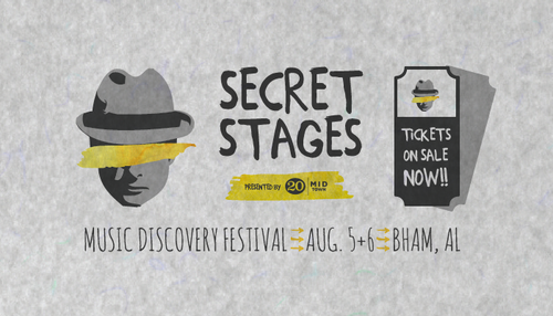 Secret Stages Birmingham